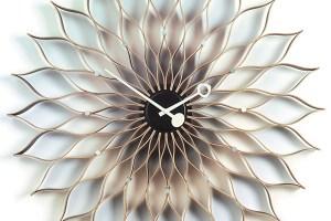 George Nelson Sunflower Clock, 1958