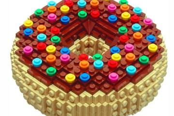 Мініатюрний LEGO-реалізм