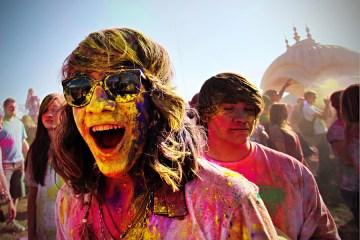Фестиваль кольору
