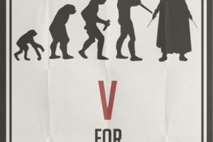 V означає Вендетта