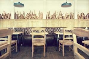 Ресторан Tavernetta в Одесі від Студії Беленко