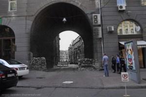 1944/2012 Зруйнований Великий Пасаж Києва