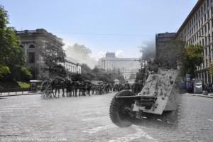 1941/2012 Німецька зброя на Європейській площі (площі Сталіна)