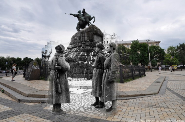 1943/2012 Софійська площа