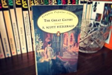 "Inspired Books: ""Видатний Ґетсбі"""