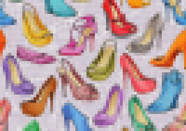 shoes-pattern