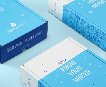 Kit De Prueba De Agua