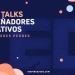 TED Talks para Diseñadores