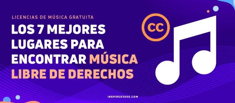 música libre de derechos