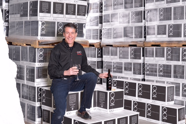 Scott Monette Founder 100% Wine