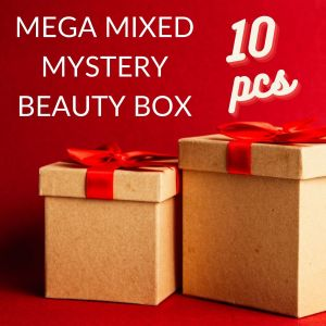 Mega Mixed Mystery Beauty Box 10pcs - Inspired Beauty Australia