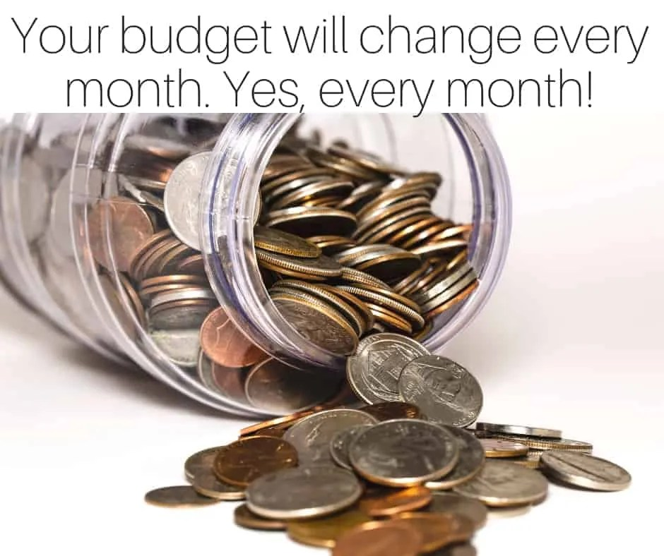 5 Budgeting Myths by InspiredBudget.com