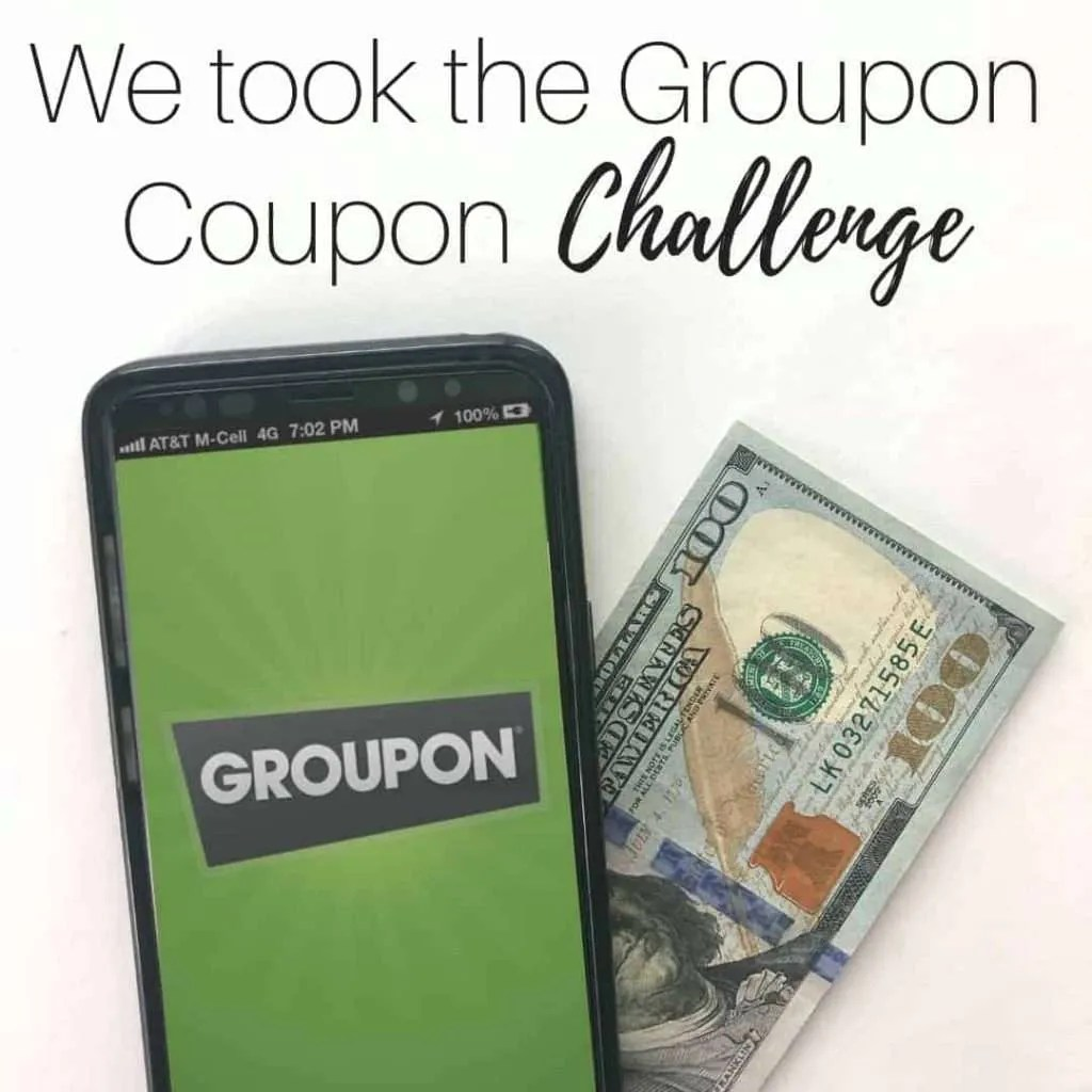 #GrouponCouponChallenge by InspiredBudget.com