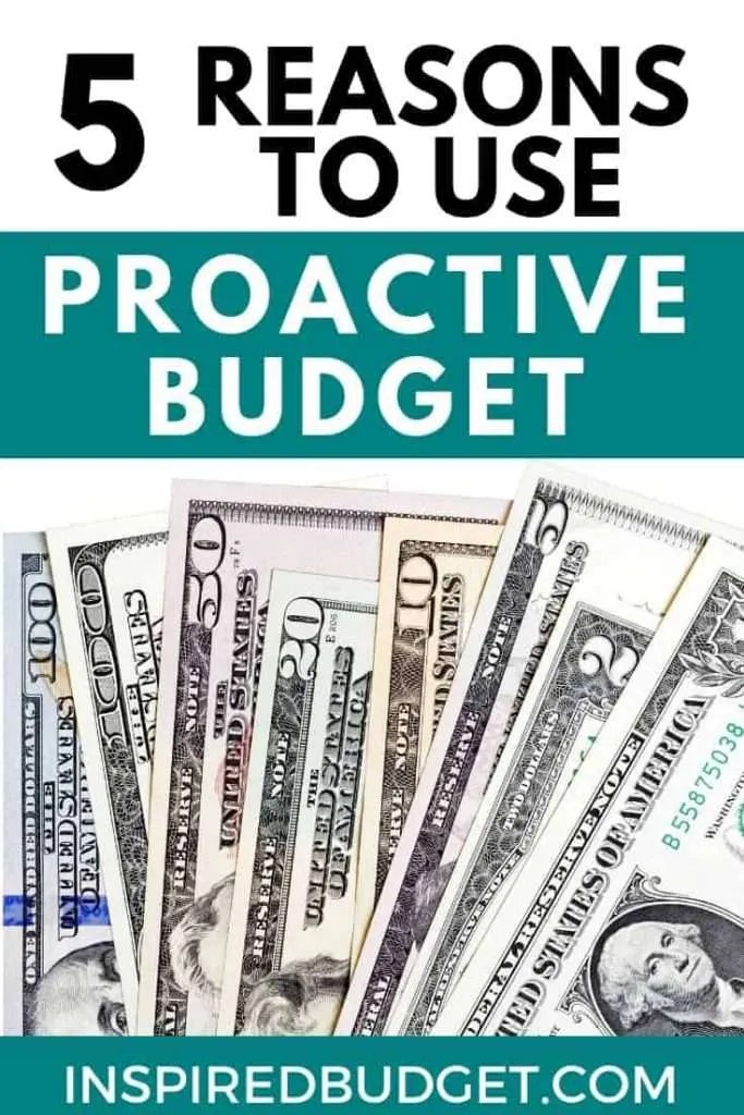 ProActive Budget by InspiredBudget.com