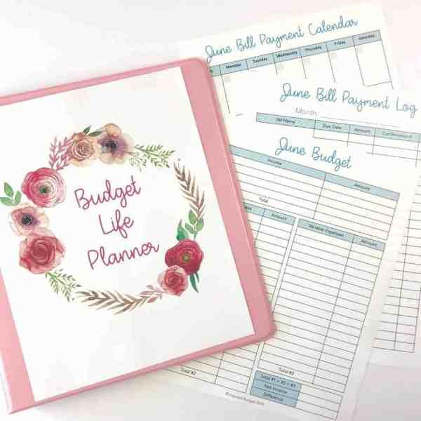 Budget Life Planner