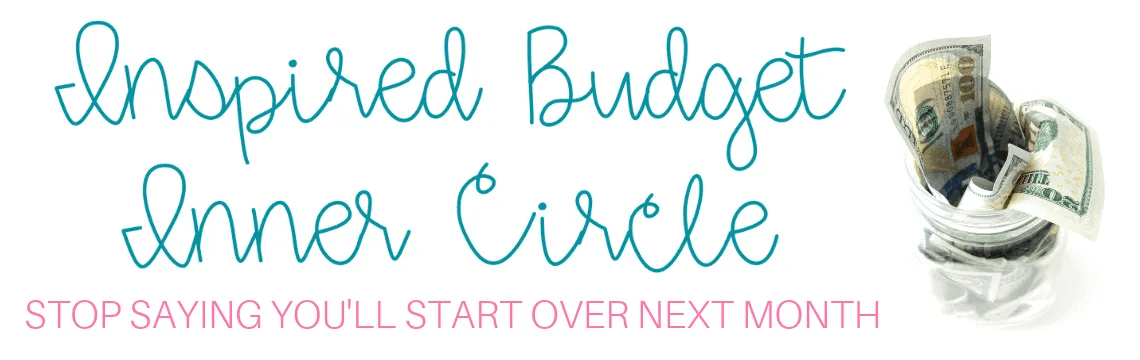 Inspired Budget Inner Circle