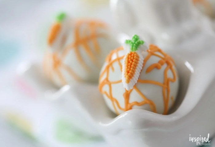 Carrot Cake Truffles Inspired By Charm