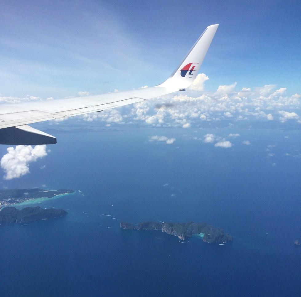 plane views