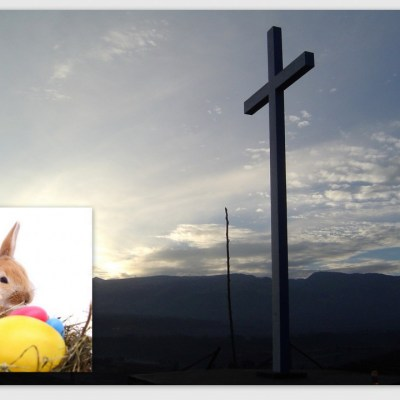 Caught In Between the Easter Bunny & The Cross – Advent Ideas for Adults and Kids