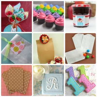 Fun Party Favor Ideas