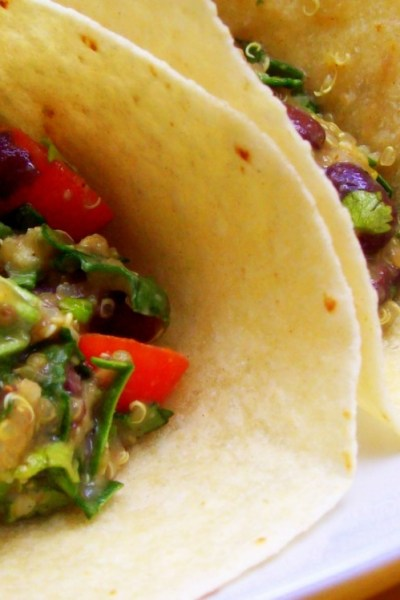 Amazing Meatless Tacos