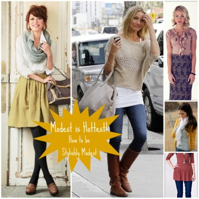 Modest is Hottest: How to be Stylishly Modest