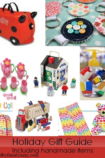 Holiday Gift Guide: Melissa & Doug Terrific Twenty List Celebration