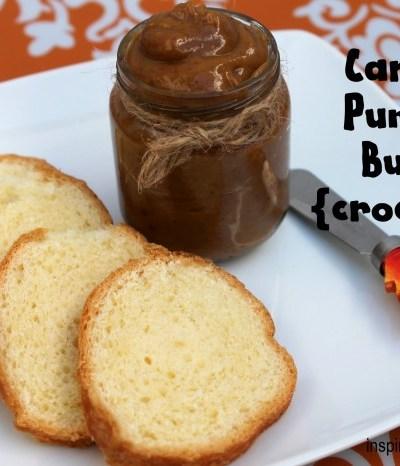 Caramel Pumpkin Butter {crock pot}
