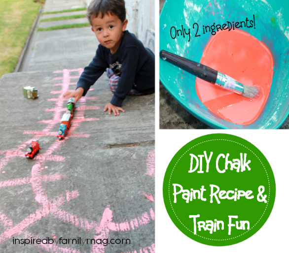 easy diy chalk paint recipe