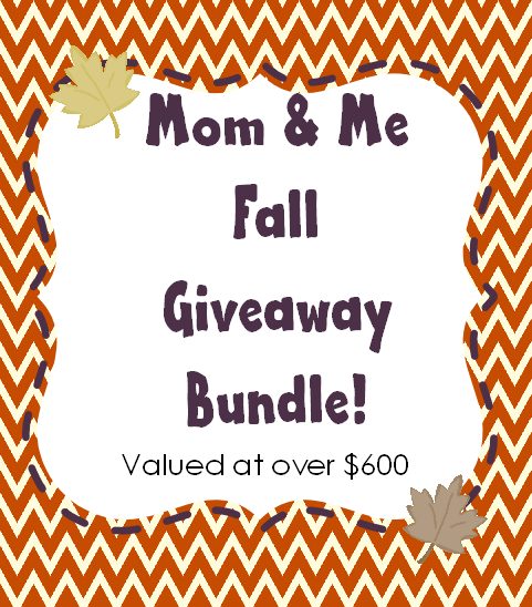 mom and me fall giveaway
