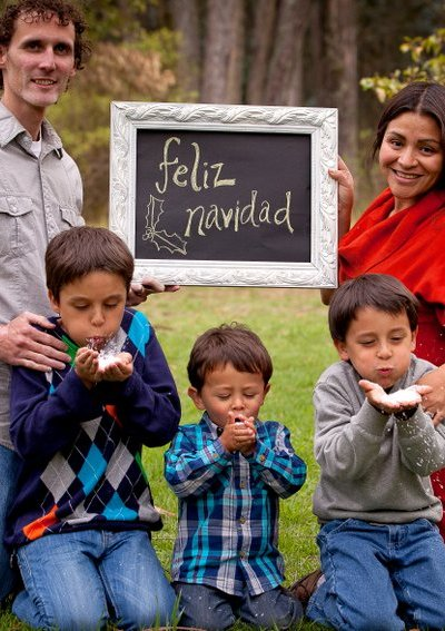 Feliz Navidad From our Family to Yours!
