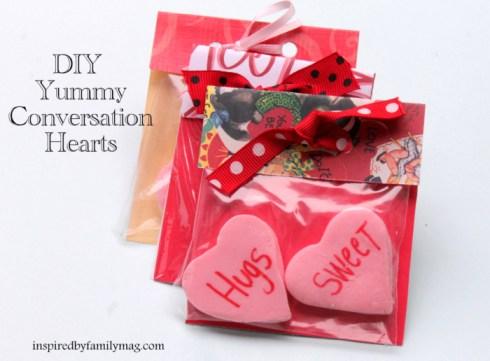 diy conversation hearts