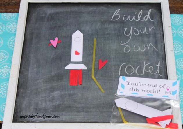 build your own paper craft