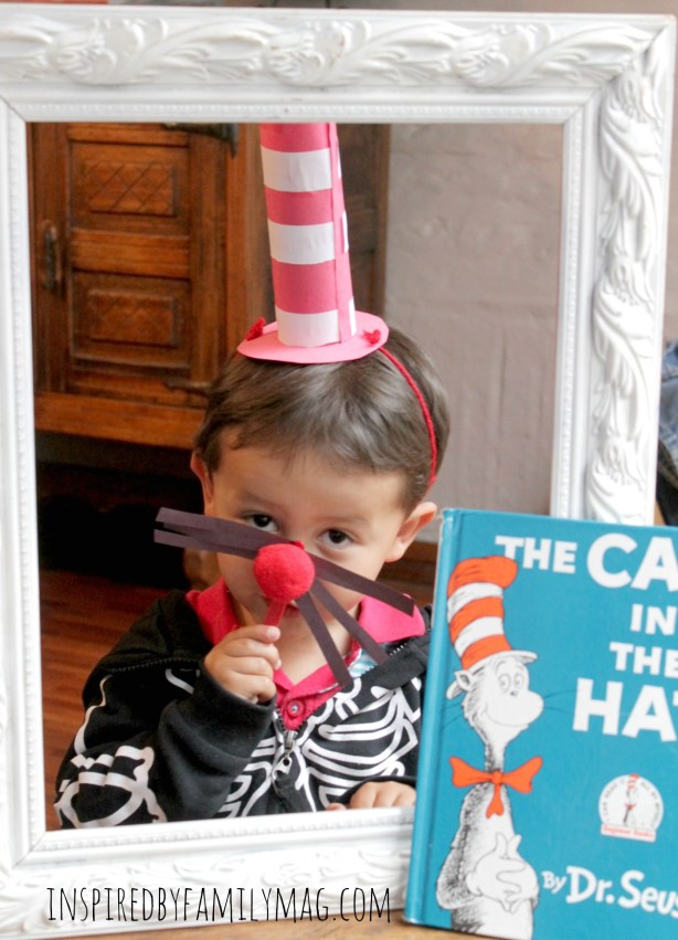 dr. seuss photo activity