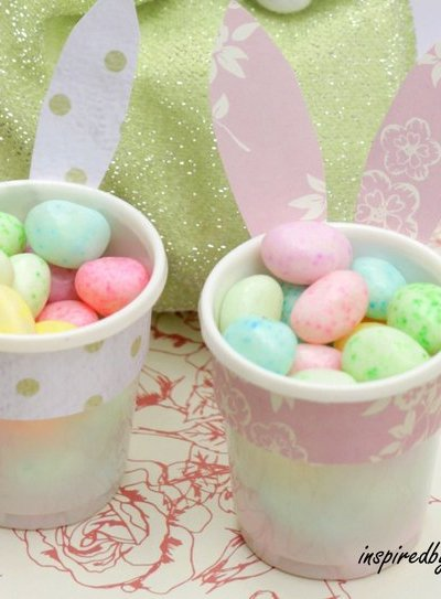 The Easiest Easter Party Favor for Kids