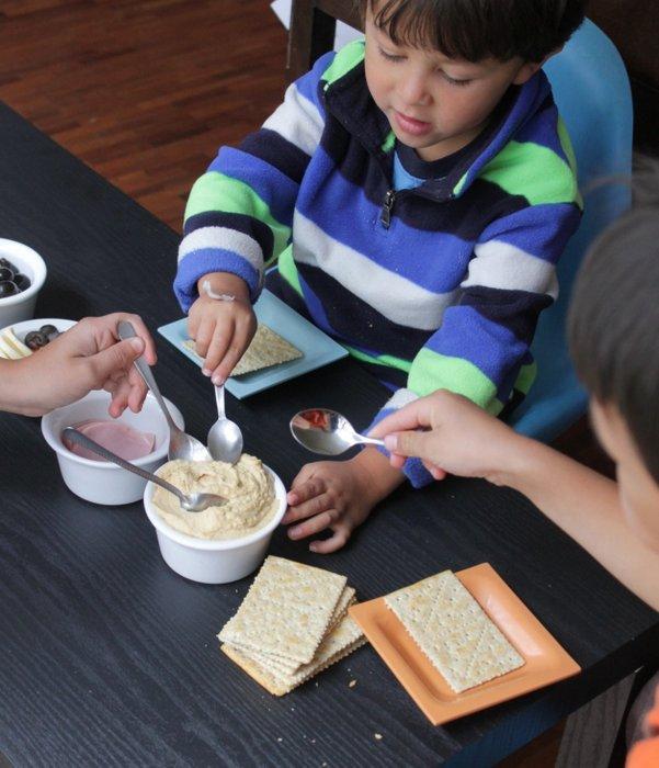 fun snack food for kids
