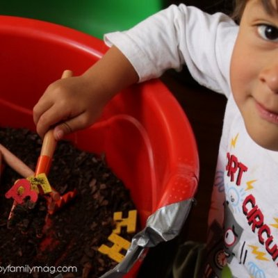 Flowers & Seeds Activities for Preschoolers