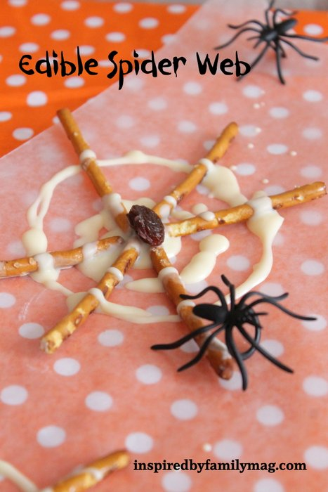 edible spider web