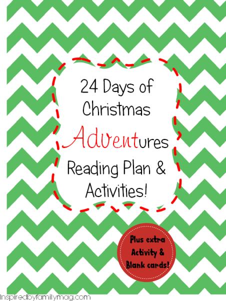 24 days of xmas advent