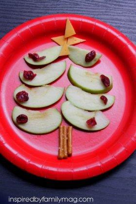 christmas fun food