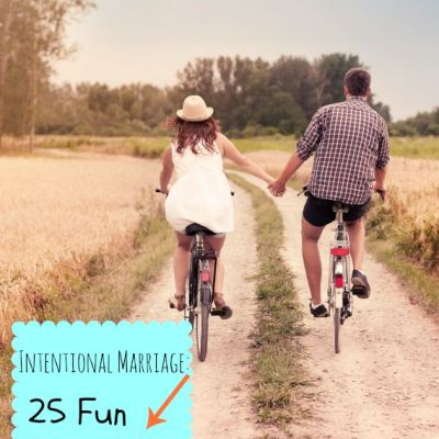Intentional Marriage: 25 Fun Date Ideas