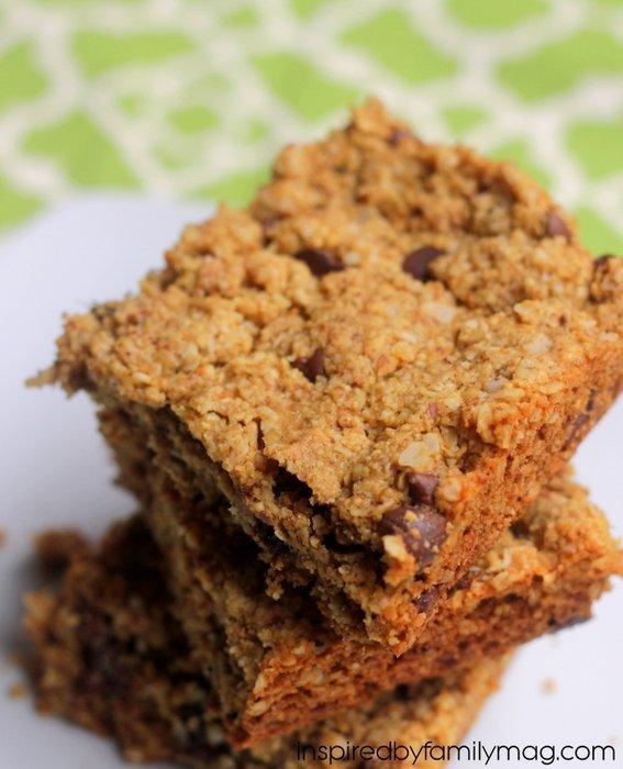 coconut recipe cookie bars