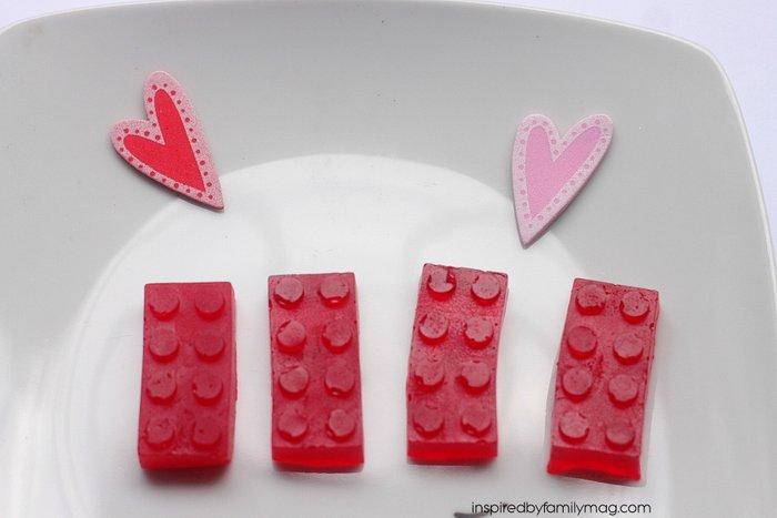 diy lego gummies