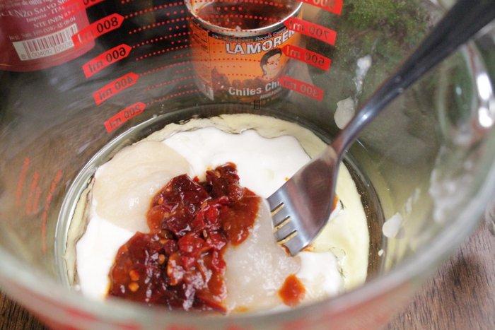 creamy chipotle pasta sauce