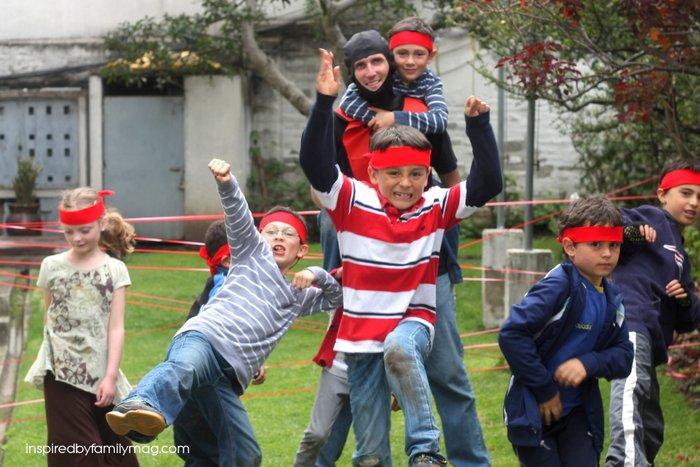 ninja party for kids