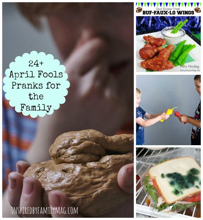 april fools pranks for kids