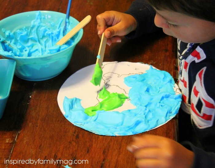 puffy paint recipe