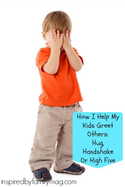 No, My Child Does NOT Have to Hug You