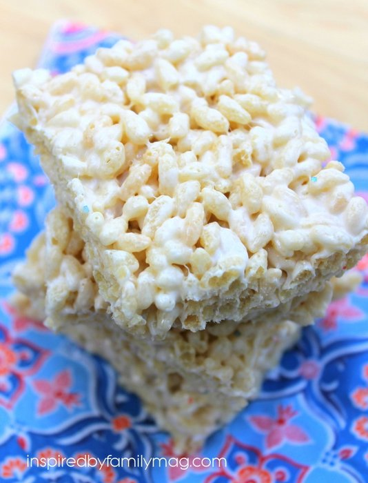 traditional rice krispie recipe