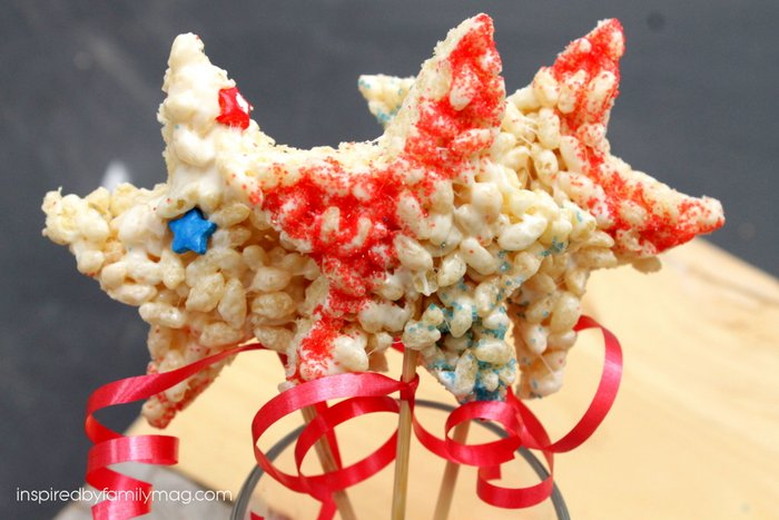 rice krispie treats